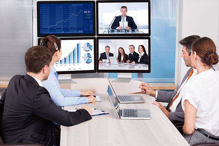 Professional Video Conferencing cum Meeting Room