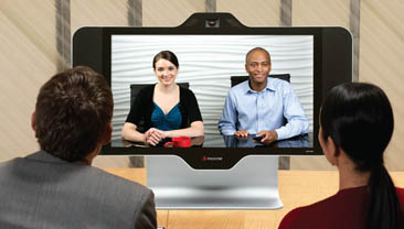 Polycom HDX 4500 - Small Group Meeting