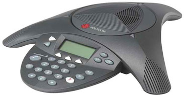 Polycom First Product in Conferencing Industry is the Soundstation