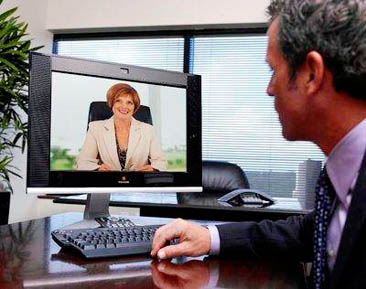 Polycom HDX 4002 - Desktop Video Conferencing for Executives