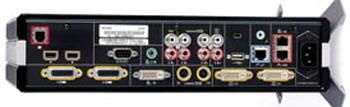Polycom HDX 8000 - Back View