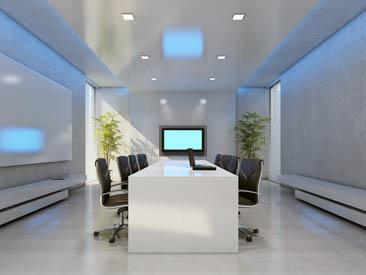 Rental Room for Video Conferencing - Sample